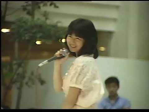 島田奈美「ガラスの幻想曲」デビューイベント映像