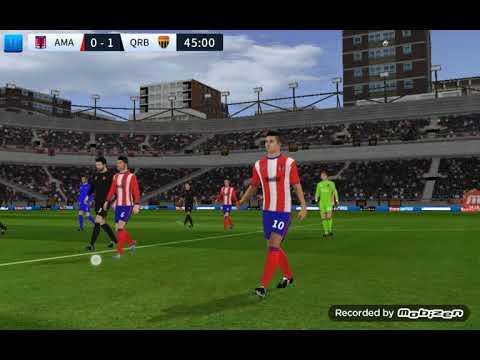 Dream league soccer 2019   bölüm 56#   Atletiko Madrid 0-2  Qarabağ  FK