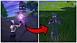 Shadow Stone God Mode Glitch (Become Invisible) Fortnite Glitches Season 6 PS4/Xbox one 2018