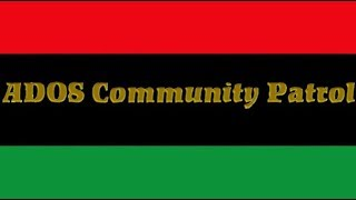 Black People Must Police Themselves! #ADOS