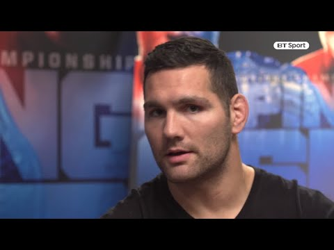 Chris Weidman: If Bisping loses I think he'll retire