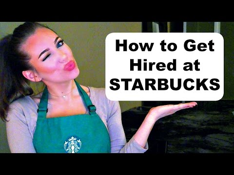 How to Get a Job at STARBUCKS | Adulting with Alayna