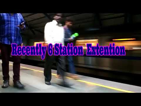 Have You Any Idea About Blue Line Metro In Delhi,