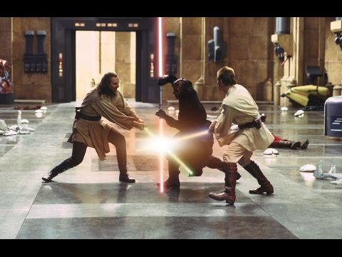 Star Wars - Duel Of The Fates Soundtrack [New Version]