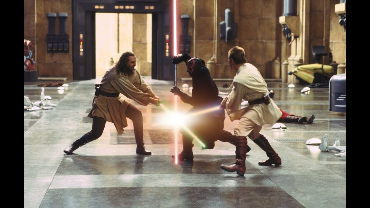 Image result for duel of the fates