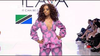 ILAVA Spring 2018 AHF Los Angeles - Fashion Channel