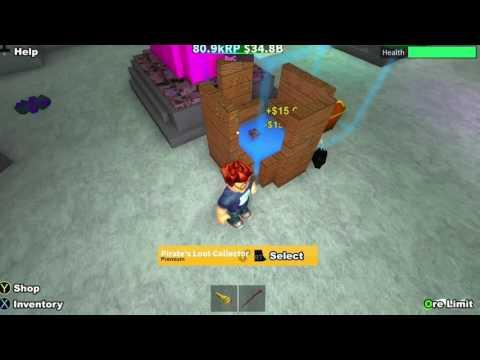 Make $15.6M Per Click in Miner's Haven Roblox Xbox One + PC