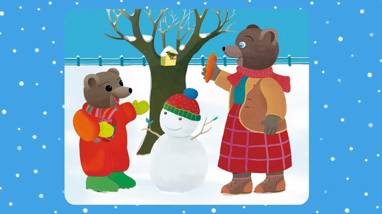 Compilation sp ciale no l 20min de petit ours brun youtube - Petit ours brun a l ecole ...