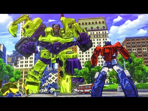 Transformers Devastation: Primeira Gameplay - Playstation 4 / Xbox One