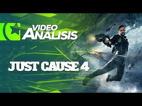 Video Análisis: Just Cause 4