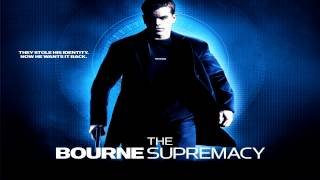 The Bourne Supremacy (2004) Road Rage (Expanded Soundtrack OST)