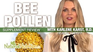 Professional Supplement Review - Bee Pollen