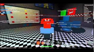 ROBLOX Fnaf 2 roleplay