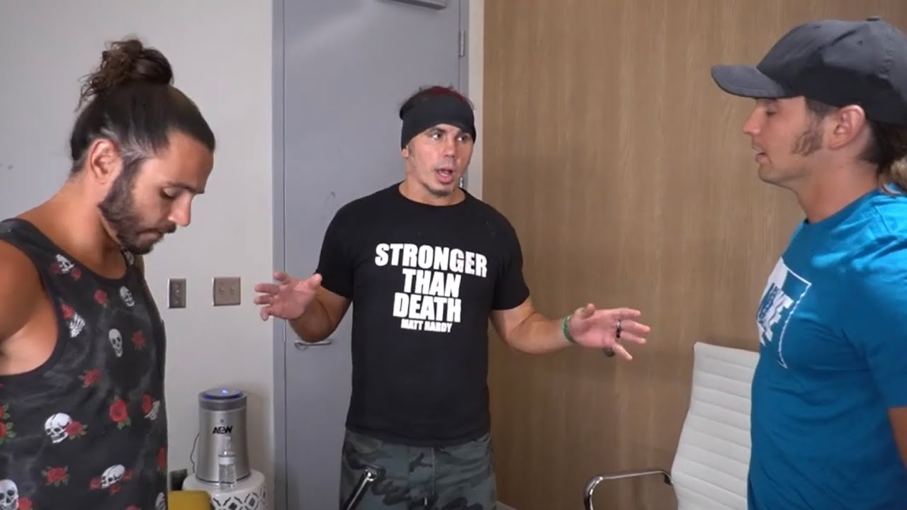 """Malfunction"" - Being The Elite Ep. 216"