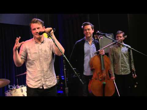Hey Marseilles - Interview (Bing Lounge)