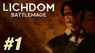 Lichdom: Battlemage (PS4 WALKTHROUGH/GAMEPLAY) - Part 1 (Rocky Start)