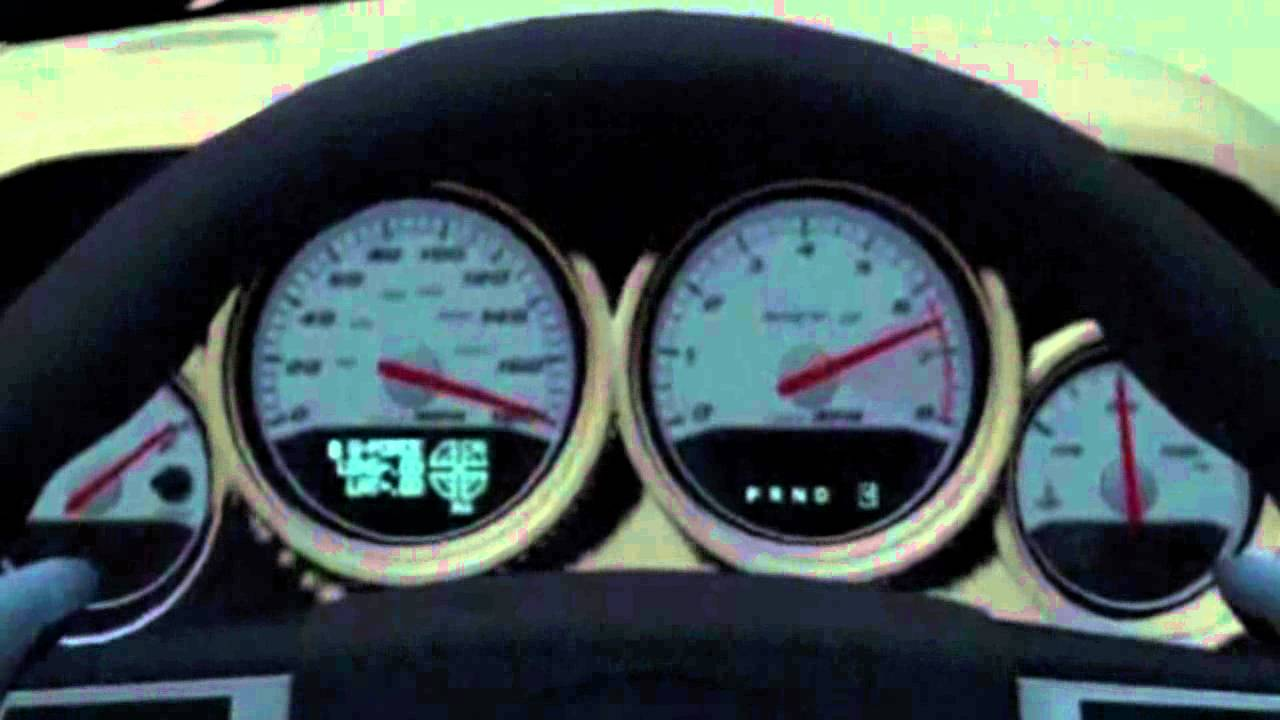 Gt5 Dodge Challenger Srt8 08 Top Speed Youtube