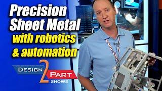 Precision Metal Problem Solvers - Sheet Metal - EVS Metal