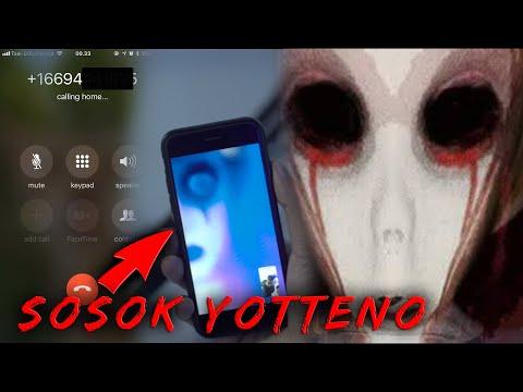 HANTU YOTTENO NYATA !! INI BUKTI VIDEO CALL