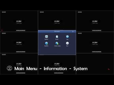 Smartphone Access - Home Protector 1080p 4 Camera CCTV (2019)
