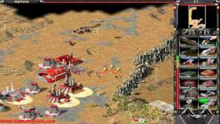 Command & Conquer Tiberian Sun Hard - Nod - 11: Destroy GDI Research Facility 1/1