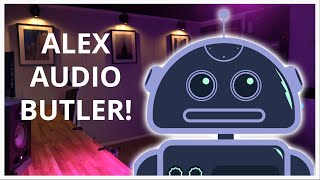AI Powered Audio Mixing? OMG - Alex Audio Butler // Premiere Pro