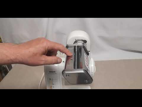 Bosch MUM4 robotgéphez spagetti készítő feltét   MUZ5NV3