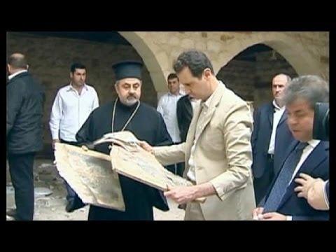 Сирия: Башар Асад
