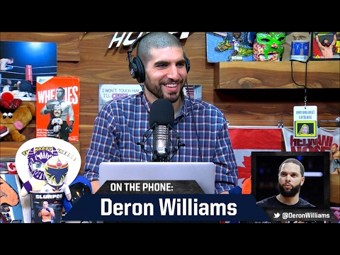 NBA Star Deron Williams Plans on Competing in Jiu-Jitsu Tournaments