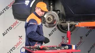 Jak vyměnit rameno zadní nápravy horní na BMW 7 E65 [Návod]