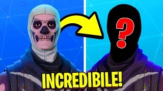 Here are the Faces of Masked Skins on Fortnite 😱