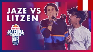 Download Lagu LITZEN vs JAZE - Final | Final Nacional Perú 2019 mp3