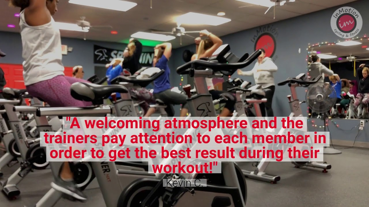 InMotion Cycling & Fitness Studio – Bodies InMotion Stay