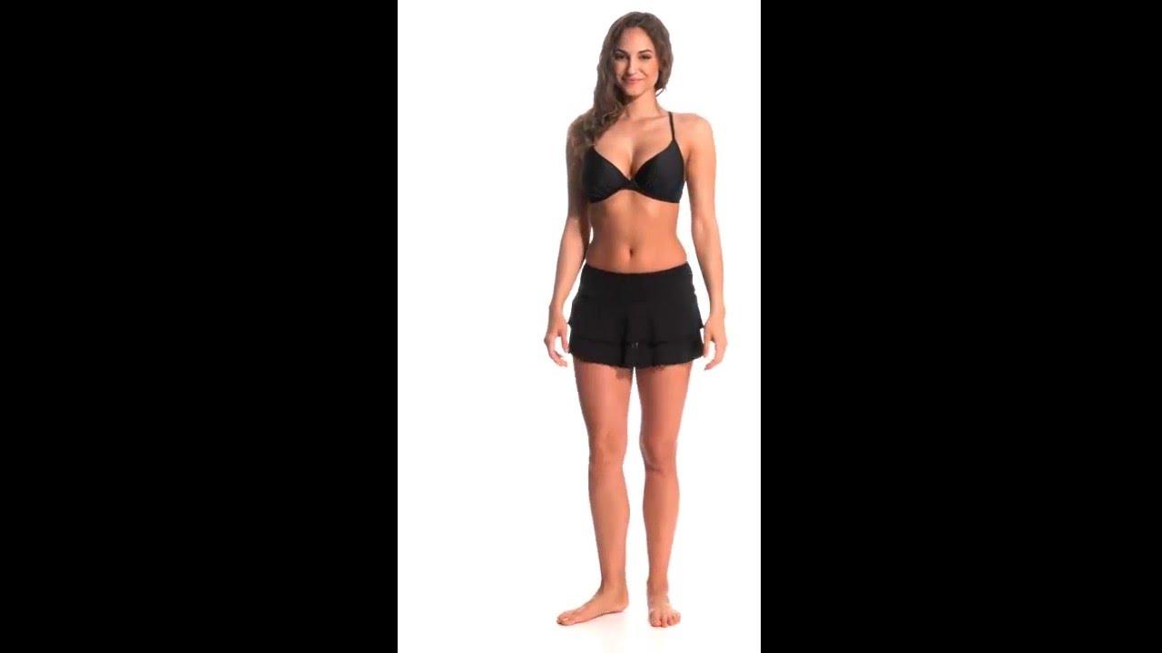 ffa324c32 Body Glove Swimwear Smoothies Lambada Cover Up Swim Skirt | SwimOutlet.com