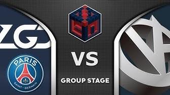 PSG.LGD vs VG CPL 2020 China Professional League Highlights Dota 2