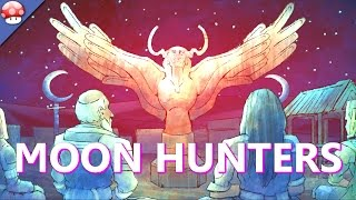 Moon Hunters Gameplay Walkthrough Full Game (PC HD)