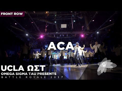 ACA (1st Place) | Battle Royale 2017 [Official Front Row 4K]