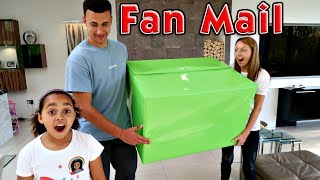 Giant Surprise Toy Box! Presents From My Fans!