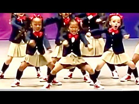 "7 year old hip hop dancer Chloe Kim ""School's Out"" @chloekimdance IG"