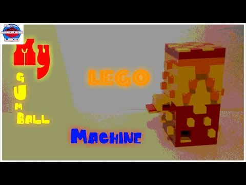 LEGO gobstopper machine *2 for the price of 1* #funkayy