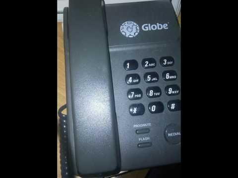 Globe Telecom/Innove Communications (Philippines) Dial Tone
