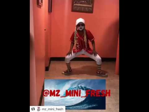 Kinda wavy challenge by (@mz_mini_fresh) song by: Fresh the Clown