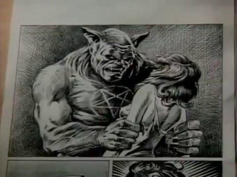 O Monstro Canibal - Filme Completo Legendado Terror Fantasia