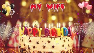 MY WIFE birthday song – Happy Birthday My Wife