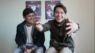 Dugtungan Challenge with Matteo and Carlo