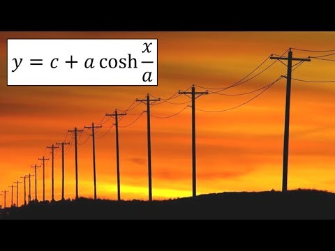 hyperbolic-functions:-catenary:-example-3:-telephone-lines