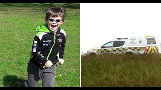 First pictures of boy, 5, found d ead beside mum at bottom of Beachy Head cliffs