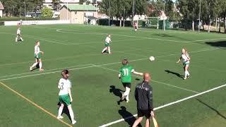 30.06.18 IFK B-flickor - RaiFu VG-62 - halvlek 1-del 2