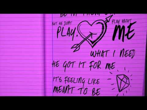 Yanna Maria Meant To Be Official Lyric Video