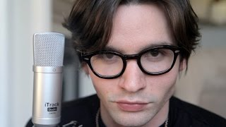 One of IamCyr's most viewed videos: Cringey ASMR